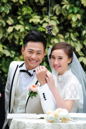 Hoi Yeung楊潮凱 & Ding Ding Wedding