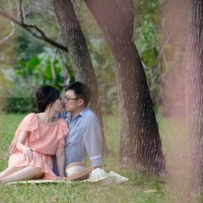 Colles & Raymond Pre-Wedding(Outdoor)