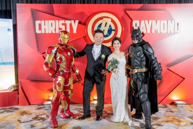 Christy & Raymond Std-283